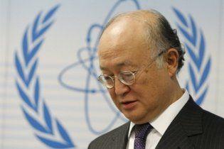Глава МАГАТЕ не поїде на японську АЕС - він злякався радіації