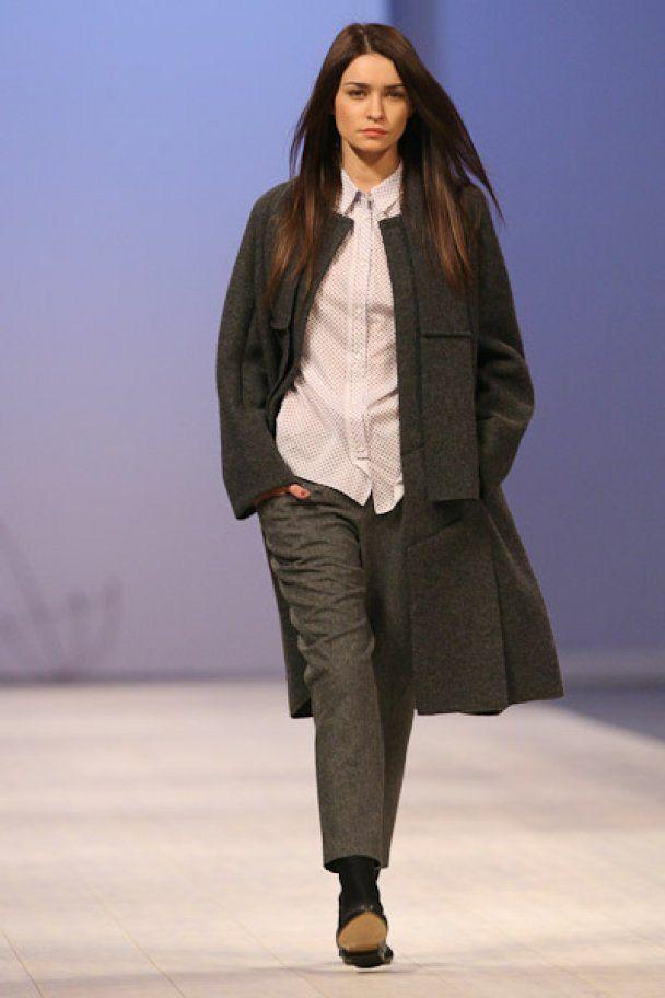 У показі Возянова взяла участь супермодель Джи Діенг
