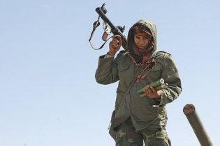 Ливийские оппозиционеры представили свой план в Вашингтоне