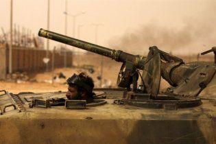 Ливия испугалась НАТО и прекращает войну