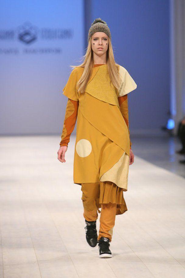 Клеточная мода на UFW-2011 от Эдуарда Насырова