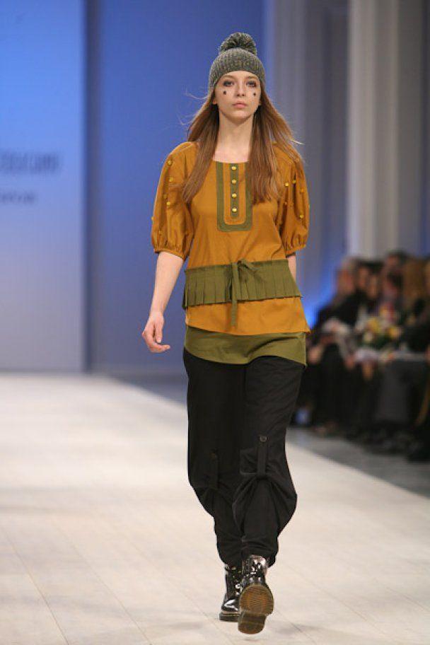 Картата мода на UFW-2011 від Едуарда Насирова