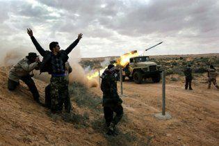 Каддафі ввів у Бенгазі танки