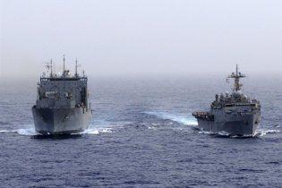 Військова операція проти Каддафі: готується морська блокада Лівії