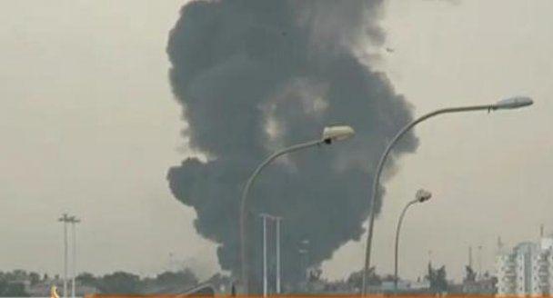 До військової операції в Лівії приєдналися США: ракети збивають військові об'єкти