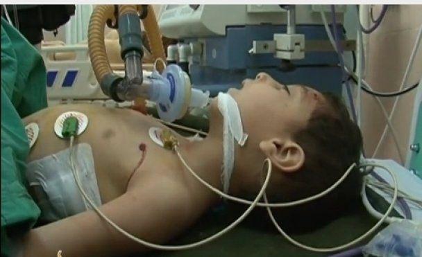 """Кровавый """"Рассвет"""" над Ливией: под обстрелом сил западной коалиции гибнут дети"""