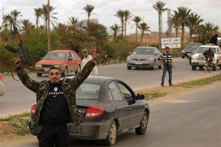 Сили Каддафі захопили центр лівійського міста Місрата