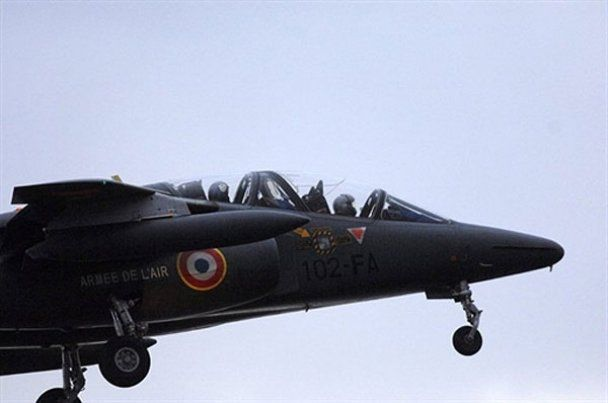 Чехія приєднається до сил НАТО у військовій операції в Лівії