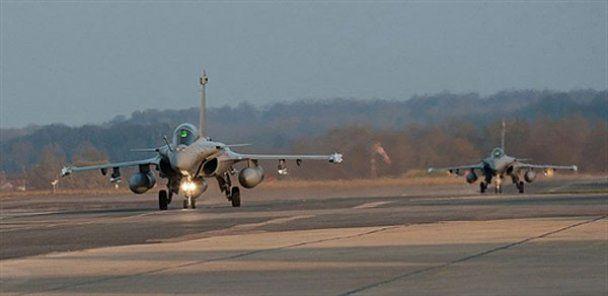 Бельгія приєднається до бомбардування Лівії