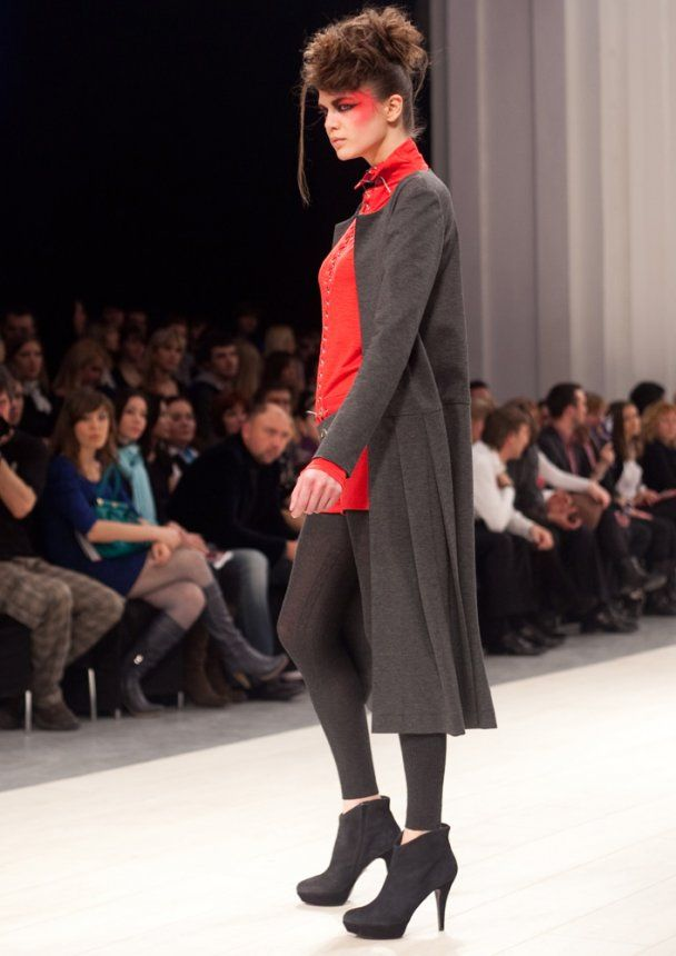 Четвертий день 28-го Українського тижня моди