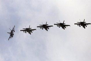 Международная коалиция снова обстреляла пригороды Триполи