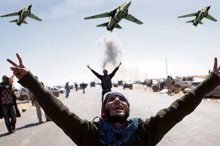 США почали в Лівії психологічну війну