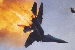 Военные Каддафи сбили самолет ВВС Франции