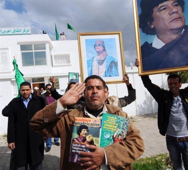 Коалиция разбомбила жилые районы Триполи: больница переполнена телами погибших