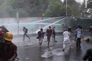 В Сирии полиция расстреливает демонстрантов и пускает слезоточивый газ