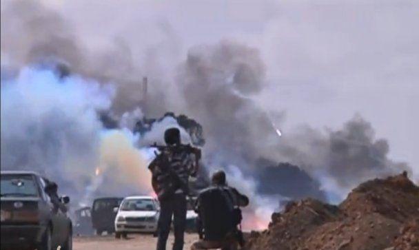 США і Британія ракетними ударами пошкодили 20 з 22 об'єктів ППО Лівії