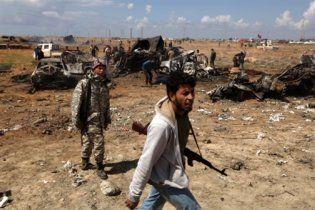 Через ізраїльські спецслужби українські найманці не потраплять до Каддафі