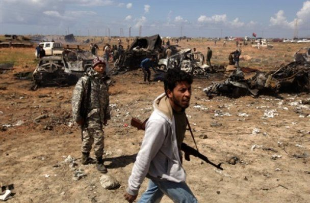 Раскол среди участников войны с Ливией: страны отзывают самолеты