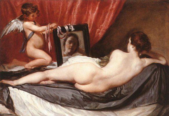 Венера, Веласкес