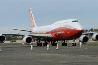 Boeing хочет строить самолеты в Украине