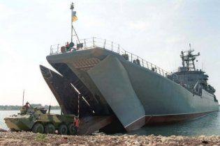 Україна відправить у Лівію морських піхотинців