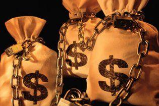 Борг України зріс до 117 мільярдів доларів