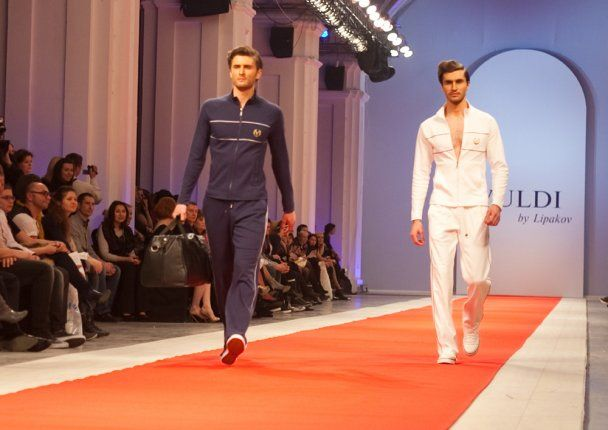 Михаил VORONIN закрыл 28-й Ukrainian Fashion Week