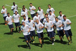 Тренер збірної Італії оголосив склад на матч з Україною