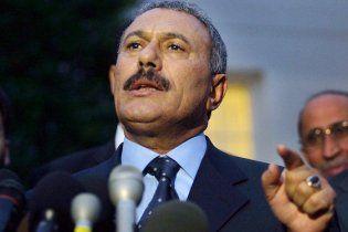 Арабські країни вимагають від президента Ємену негайно піти