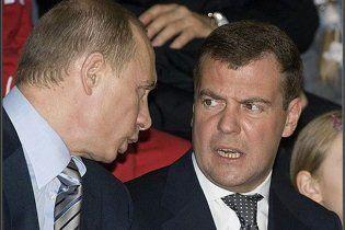 """Высказывания Путина о """"крестовых походах"""" в Ливии вырезали из телеэфиров"""