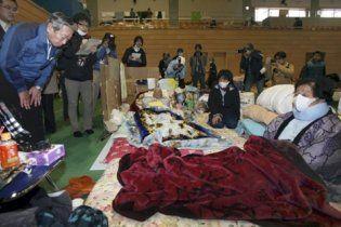 Японські біженці почали страждати на ожиріння