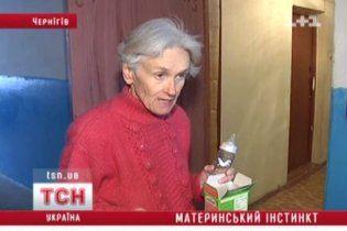 У украинской матери-рекордсменки хотят забрать дочь