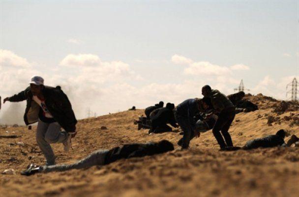 У Лівії тривають бойові дії: повстанці створюють нову армію
