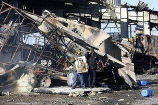 Британія заявила, що всі військово-повітряні об'єкти Лівії знищено