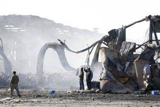 Війська Каддафі обстріляли ракетами порт Місурати