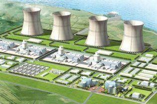Китай начинает строительство первой в мире АЭС четвертого поколения