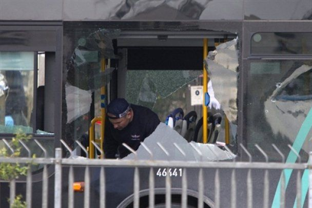 В Иерусалиме произошел первый за семь лет теракт