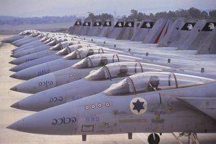 Израиль нанес авиаудар по боевикам в секторе Газа