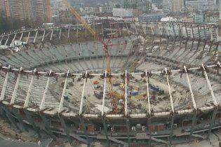 Євро-2012: стадіон у Києві готовий на 77%, у Львові - на 55%
