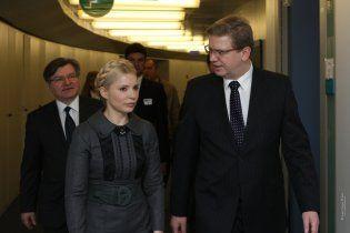 Тимошенко: з 70 кроків до Євросоюзу Янукович зробив лише 7