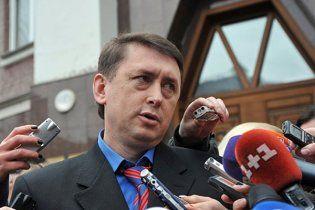 Мельниченко  кличе слідчих в Ізраїль