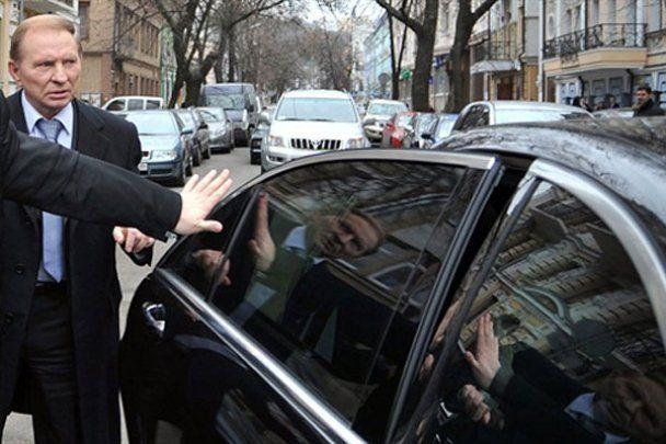 Леонід Кучма ходить на допити до Генпрокуратури