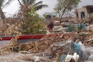 У М'янмі неподалік від кордону з Таїландом стався 7-бальний землетрус
