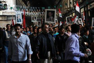 В ході протестів у Сирії загинуло вже 55 осіб