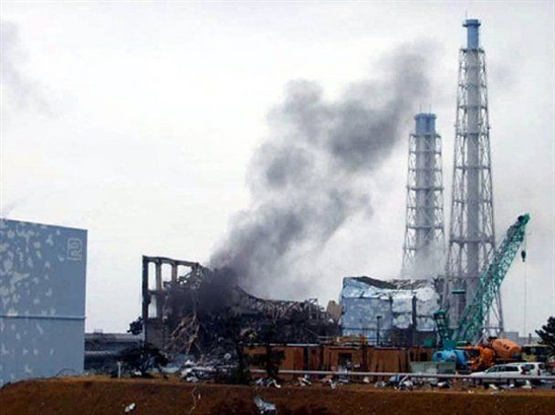 """""""Ядерные самураи"""", ликвидирующие аварию на АЭС """"Фукусима-1"""""""