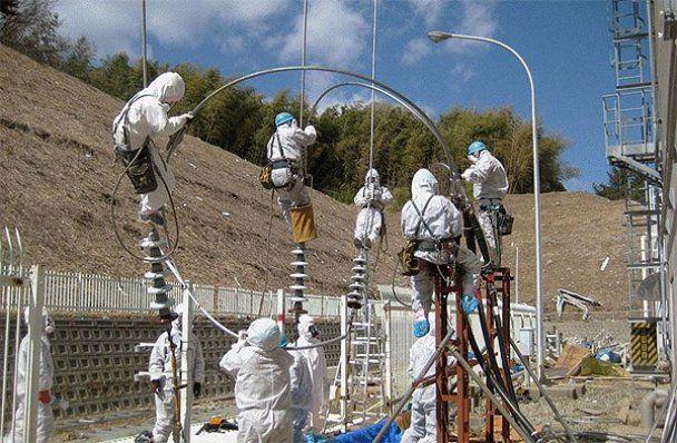 Выбросы радиации в Японии будут продолжаться еще несколько месяцев