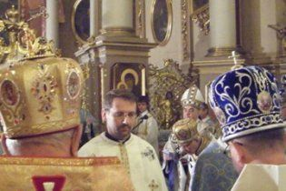 Новий глава українських греко-католиків зійшов на престол