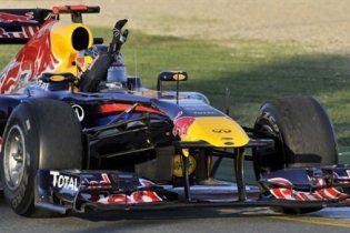 Формула-1. Феттель виграв гонку в Барселоні