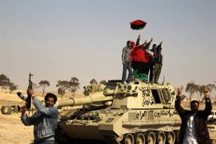 Ливийская оппозиция: мы никого не просим прийти и поменять политический режим