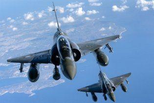 Самолеты НАТО разбомбили Триполи